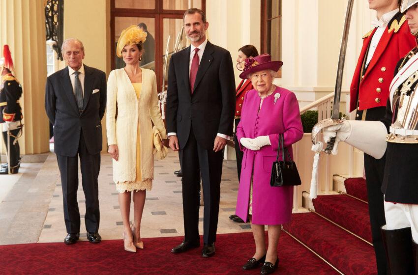 El emotivo y sentido telegrama que envía los Reyes Felipe VI y Letizia a la reina Isabel II de Inglaterra por el fallecimiento de «nuestro querido tío Philip»
