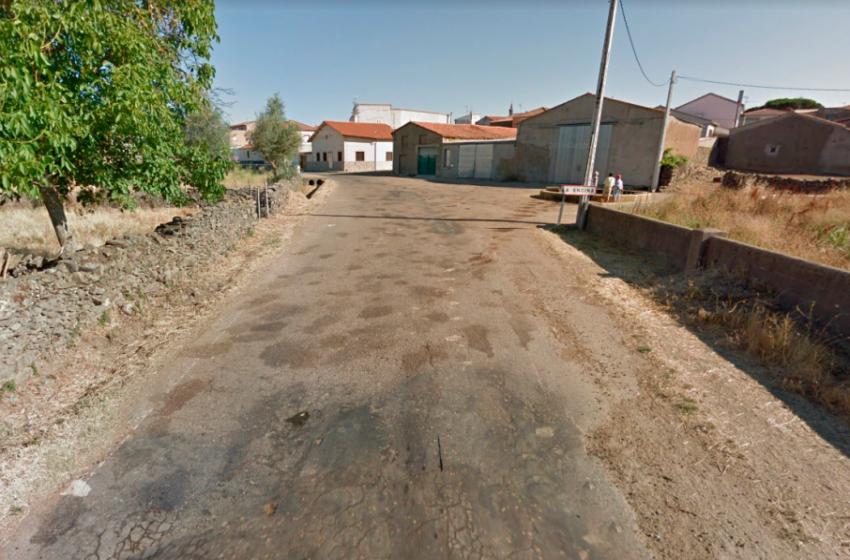 La Diputación corta una carretera hasta agosto por obras en La Encina