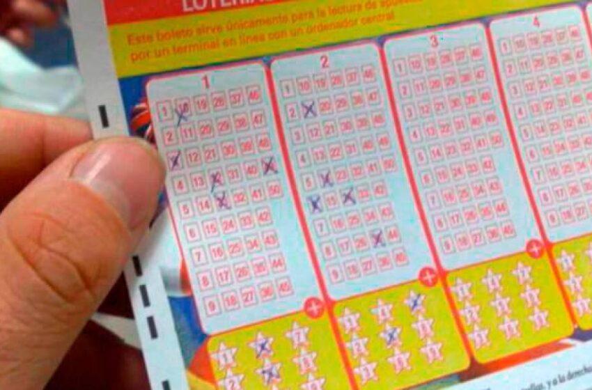 Combinación ganadora del sorteo de Euromillones de este martes 13 de abril