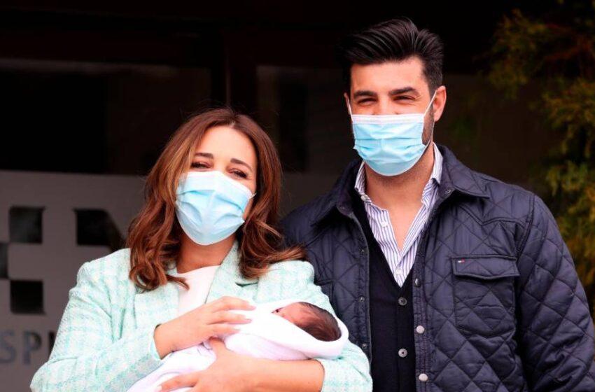 Paula Echevarría desvela a quién se parece su segundo hijo