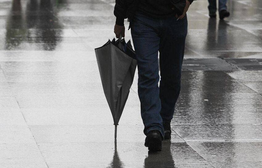 Lluvias y tormentas ponen este viernes en riesgo a una decena de provincias, incluida Salamanca