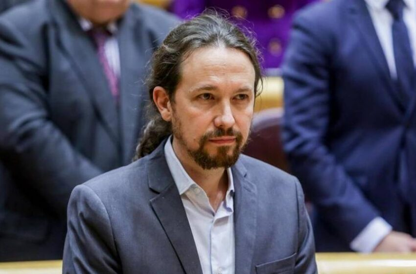 Iglesias pide la indemnización de 5.300 euros mensuales como exvicepresidente hasta que tome posesión como diputado en Madrid