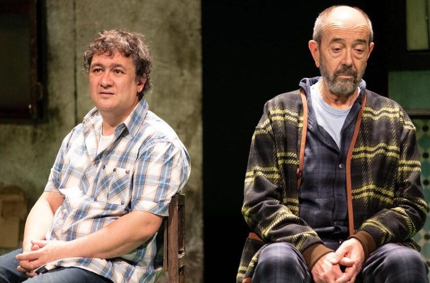 Miguel Rellán y Secun de la Rosa protagonizan la obra