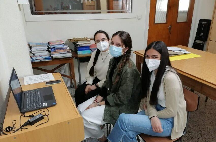 Cinco alumnos del Colegio San Juan Bosco, en la final autonómica de la Olimpiada Filosófica