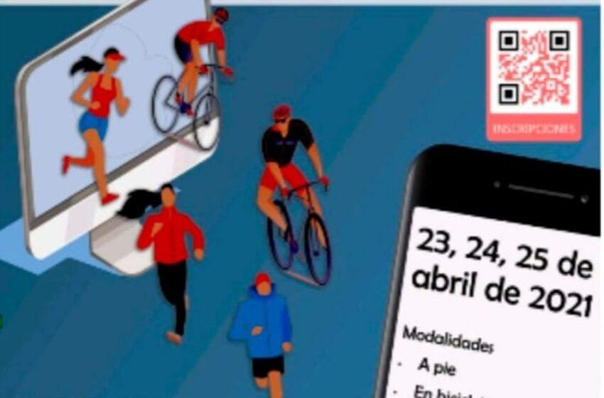Carrera virtual a beneficio de Parkinson Salamanca, entre el 23 y el 25 de abril