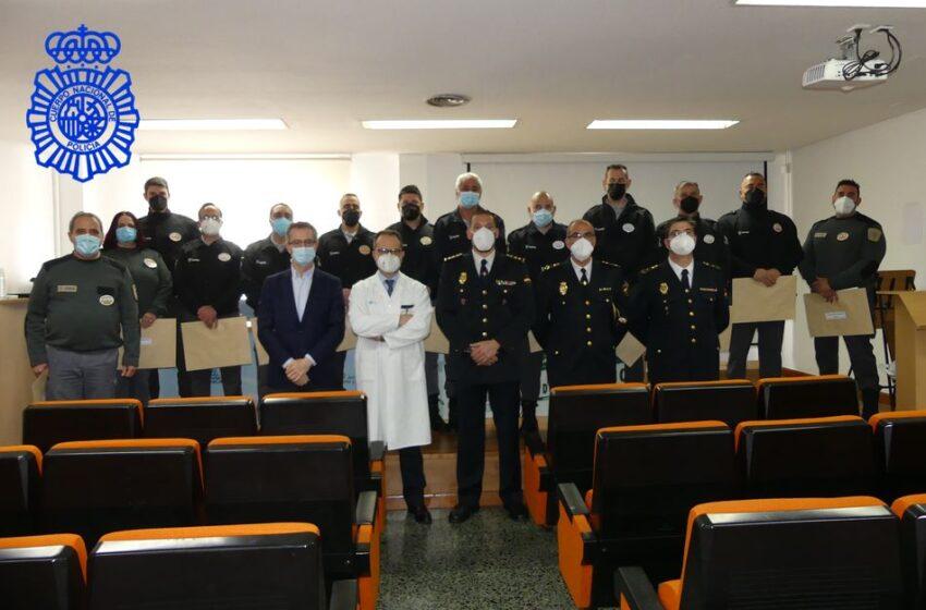 Reconocimiento a la labor del personal de seguridad privada durante la pandemia de la Covid-19