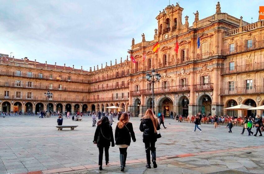 La incidencia acumulada en Salamanca se dispara hasta los 134 casos, tras subir 39 puntos desde Semana Santa
