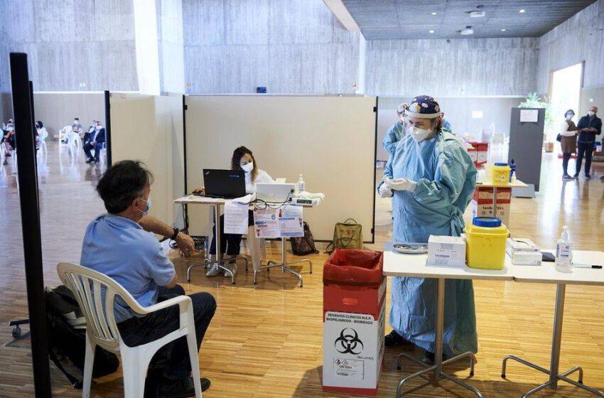España supera los 10,2 millones de dosis de las vacunas frente a la Covid-19