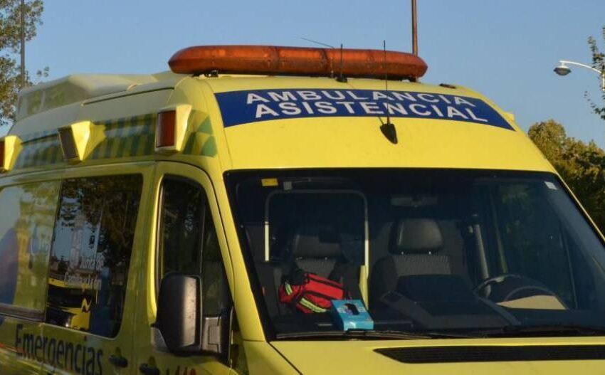 Cinco heridos en cuatro accidentes de tráfico este viernes en la provincia de Salamanca