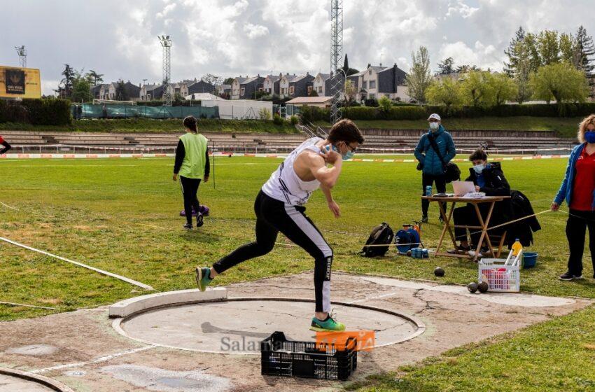 Las Pistas disfrutan del talento que hay en el atletismo con un gran control