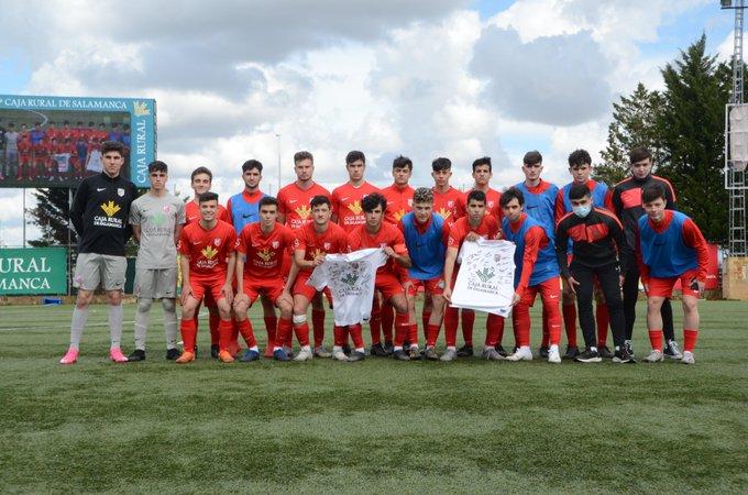 El Santa Marta se desquita con una buena victoria sobre el Badajoz para empezar la segunda fase (1-0)