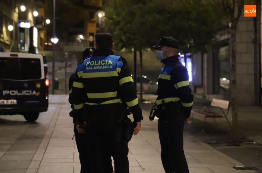 La Policía Local presenta más de un centenar de denuncias en la noche del sábado