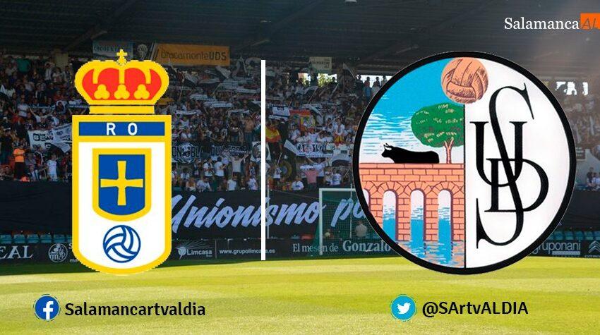 Oviedo Vetusta vs Salamanca UDS, en directo