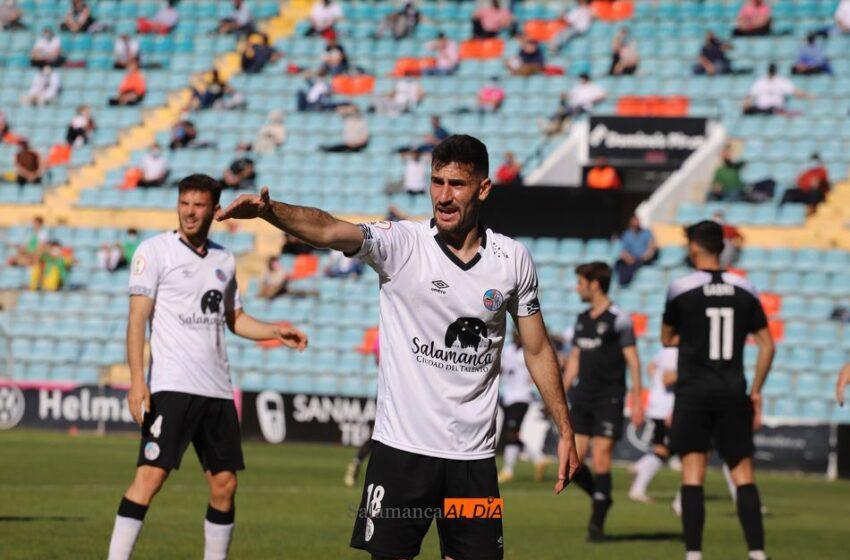 El Salamanca UDS vuelve a pagar su falta de gol en Oviedo y no aprovecha otra oportunidad de dar un golpe en la mesa (0-0)