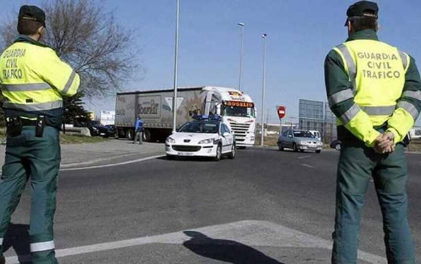 La DGT controlará la velocidad en las vías de alta capacidad todos los fines de semana hasta 2 de mayo