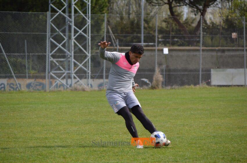 Milagro en el Salamanca UDS: Jorge Mora juega en Oviedo…y no lo hacía desde el 30 de enero