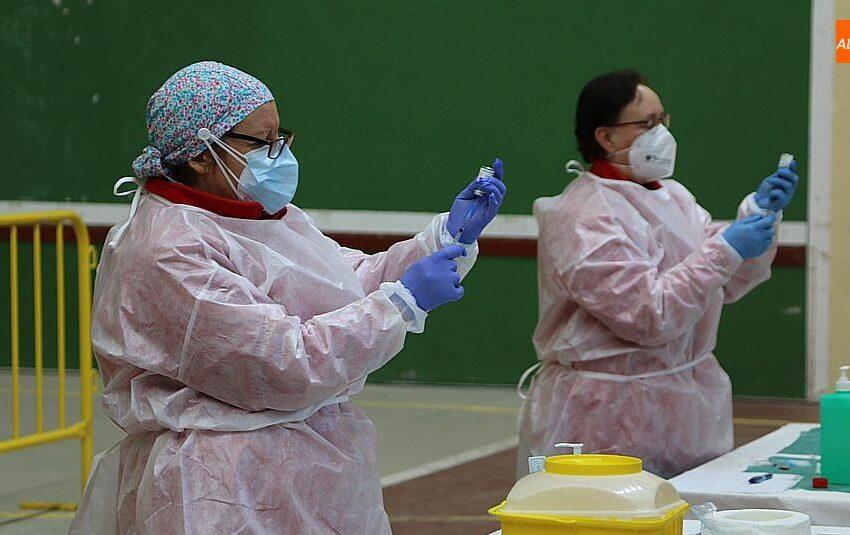 Vacunación masiva este martes en Vitigudino para personas nacidas entre 1935 y 1941