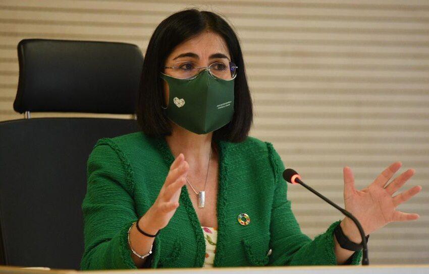 El Ministerio de Sanidad continúa estudiando las diferentes opciones para la segunda dosis de AstraZeneca
