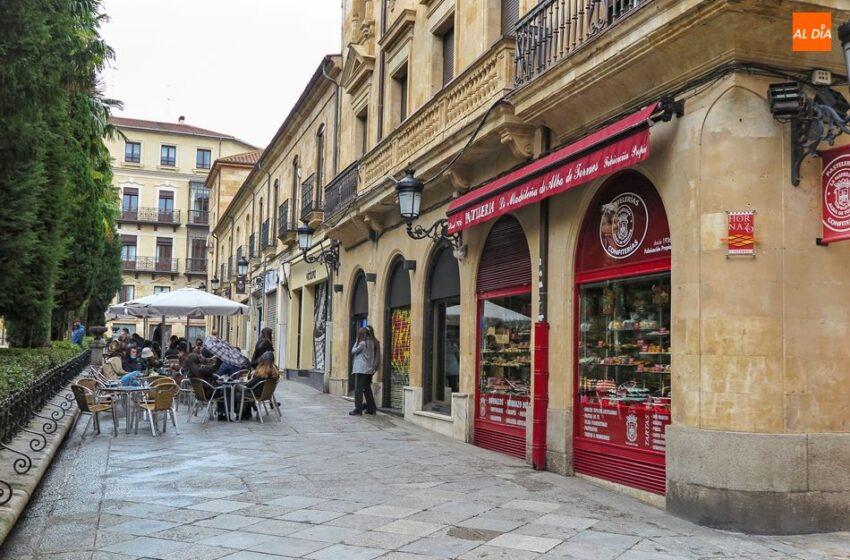 La Junta decide el cierre del interior de la hostelería y salas de juegos en Salamanca capital, Béjar y Villares de la Reina
