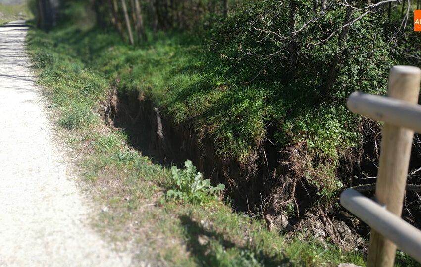 El Camino Natural de la Vía de la Plata necesita mantenimiento