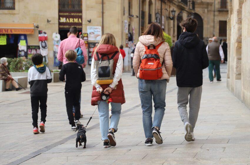 Tres zonas básicas de salud lideran el incremento de casos activos en Salamanca capital