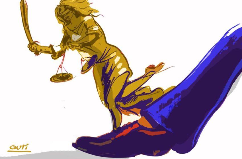 La justicia en jaque