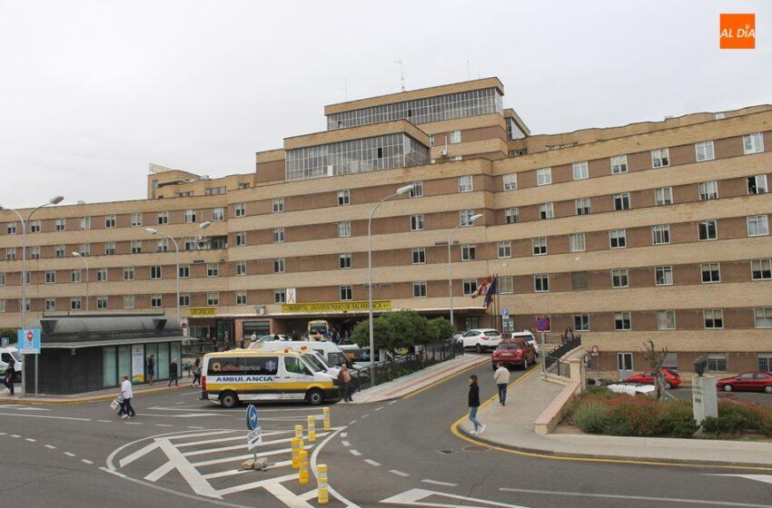 Los hospitalizados por Covid-19 en Salamanca aumentan hasta los 49, tras registrar 11 nuevos ingresos en 24 horas