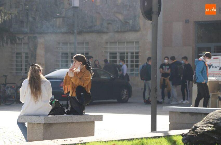 Suben los contagios de coronavirus en Salamanca, que registra 70 nuevos casos