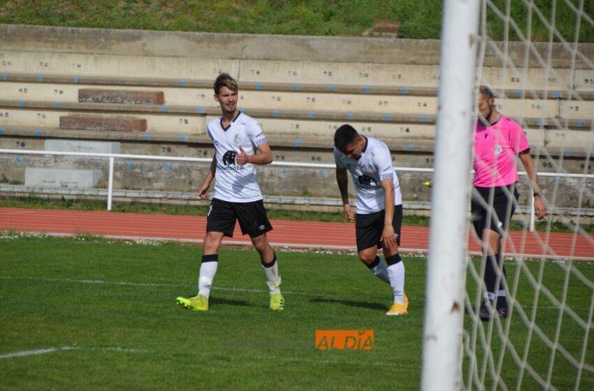 Amis, Denilson Villa y Montes lideran la pelea por el 'pichichi charro' en la Tercera División: cuatro goles para cada uno