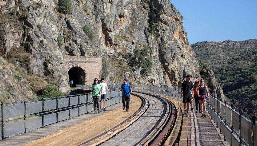 'El Camino de Hierro', la nueva maravilla de la provincia de Salamanca
