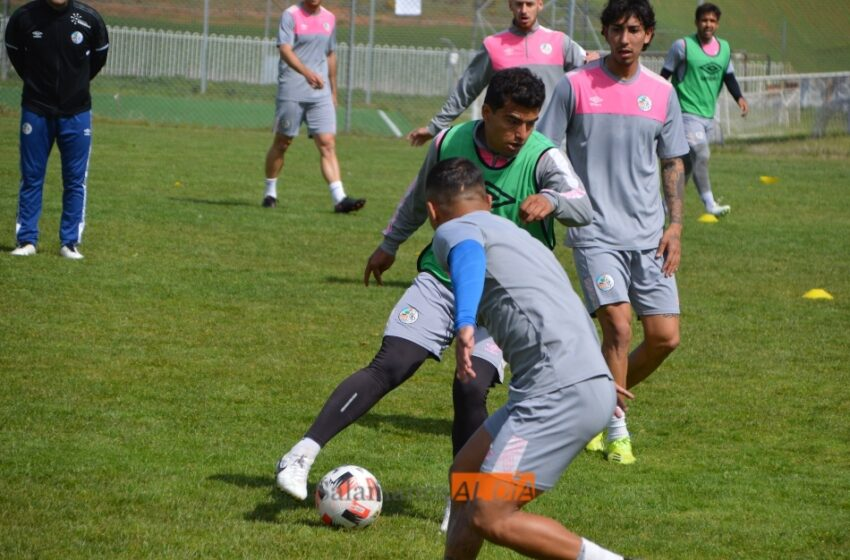 """Jorge Mora: """"Un jugador tiene que tener minutos para poder quedarse en un club, pero mi ilusión es seguir"""""""
