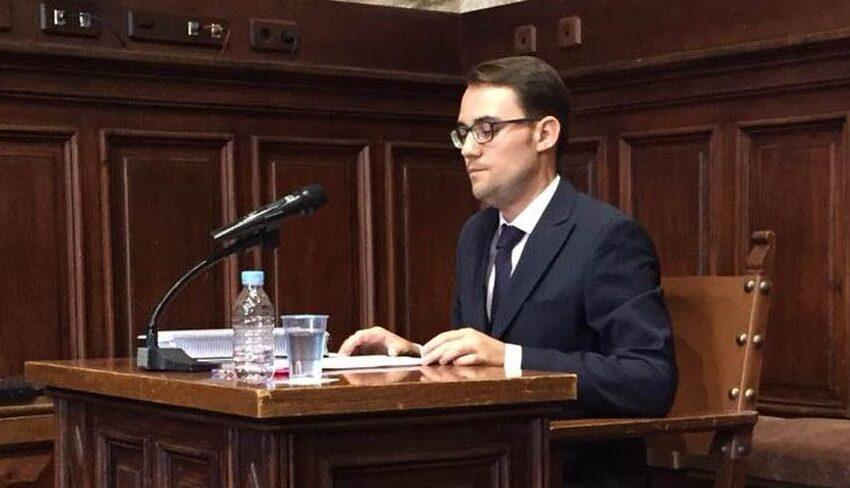 Ángel Fernández Silva obtiene el Premio Francisco Tomás y Valiente sobre constitución y justicia constitucional