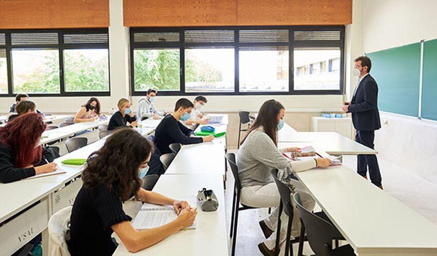 La Universidad de Salamanca recibe 9 millones de euros del Gobierno para la recualificación del profesorado