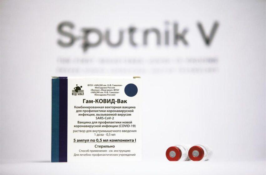 Bruselas niega que la intención de Alemania de comprar Sputnik V ponga en riesgo la estrategia común