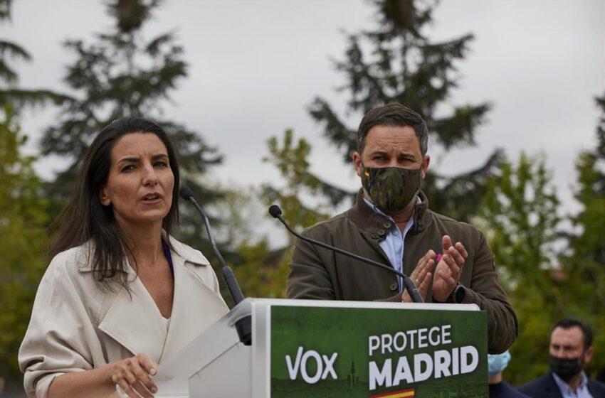 Vox dice que contactó con Batet durante el acto en Vallecas y que Marlaska no respondió a una llamada que Interior niega