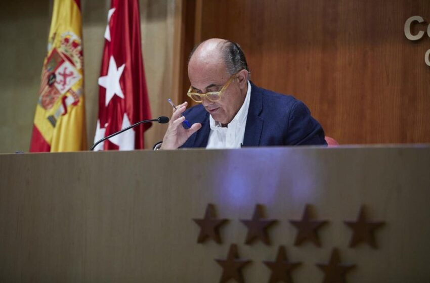 Madrid culpa al Gobierno del desplome de ciudadanos que se vacunan por la confusión creada con AstraZeneca