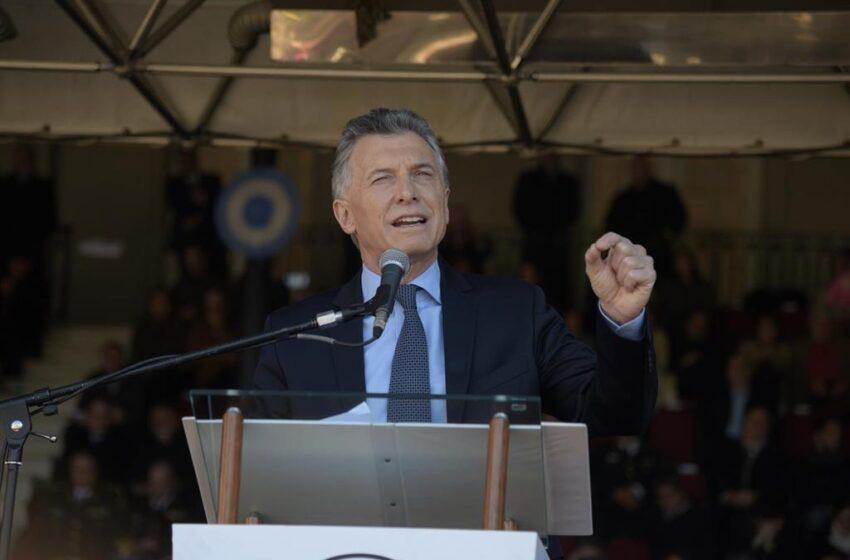El Estado argentino se presentará como querellante en la causa contra Macri por el préstamo del FMI