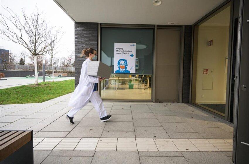 Alemania confirma casi 250 fallecidos adicionales por coronavirus y ronda otra vez los 25.000 nuevos casos