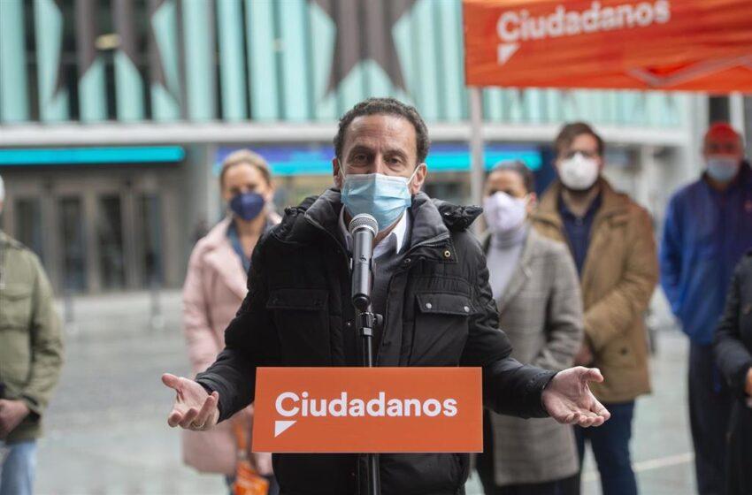 Bal se reivindica como candidato de «concordia» frente a Iglesias: «Vallecas y Salamanca, no Vallecas o Salamanca»