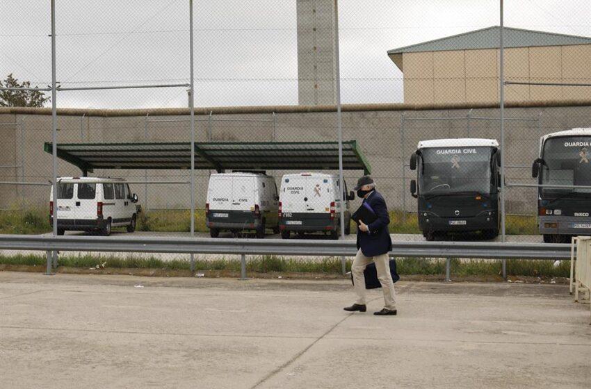 Bárcenas vuelve a prisión tras disfrutar de su primer permiso penitenciario de seis días