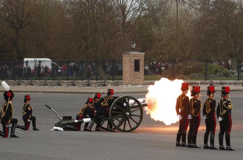 El funeral del duque de Edimburgo será el sábado 17 de abril