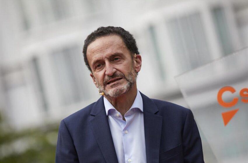 Cs ve «uso político» de la vacuna en la petición de Madrid de poder usar voluntariamente AstraZeneca en menores de 60