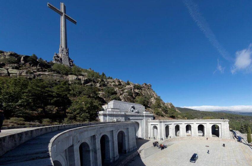 Gobierno solicita la licencia de obras para iniciar la exhumación de las víctimas enterradas en el Valle de los Caídos