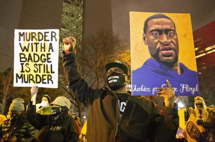 La muerte de otro hombre negro a manos de la Policía desata una nueva ola de protestas en Mineápolis