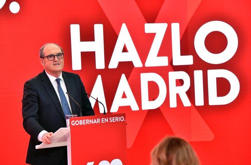 Gabilondo insiste en que no subirá impuestos en dos años si es presidente pese a los planes de Montero