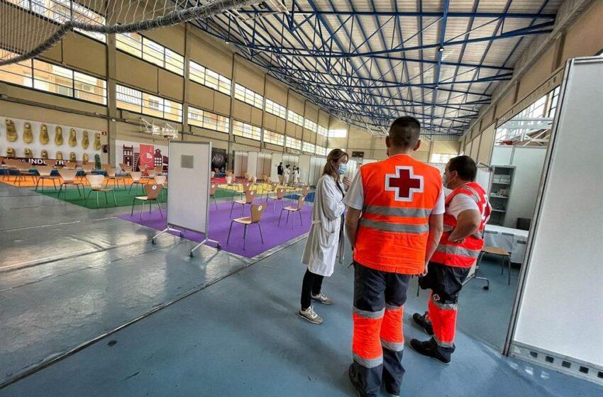 Cruz Roja alerta de que «el impacto emocional persistirá más allá del final de la pandemia»