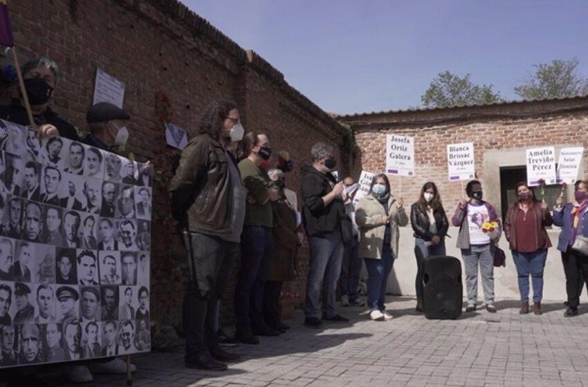 Iglesias, en el memorial de la Almudena: «La identidad democrática española es republicana y necesitan borrarla»