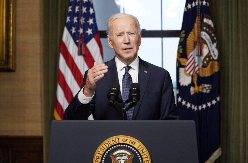 Biden anuncia la salida de EEUU de Afganistán y reconoce que la razón para estar allí «es cada vez más confusa»