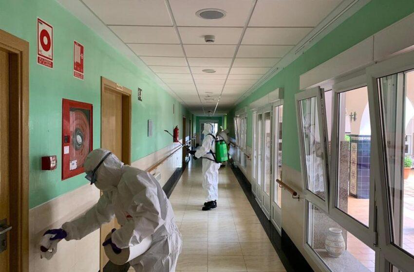 El informe de Defensa sobre Balmis no alude a ninguna relación con Iglesias para la desinfección de residencias