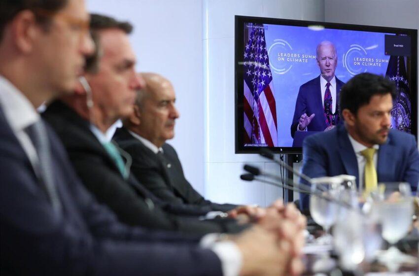 Biden anuncia que EEUU reducirá sus emisiones a la mitad en 2030 respecto a 2005 y alcanzará la neutralidad en 2050